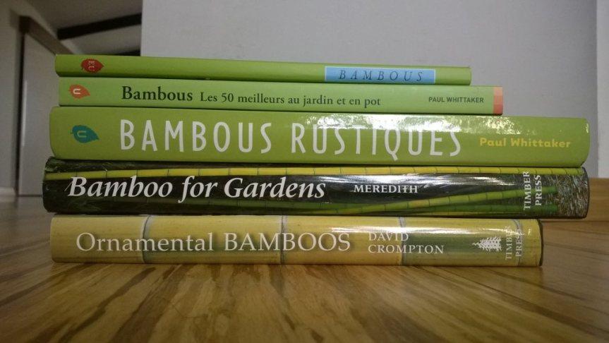 Książki o bambusach